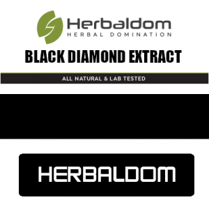50X Black Diamond Extract