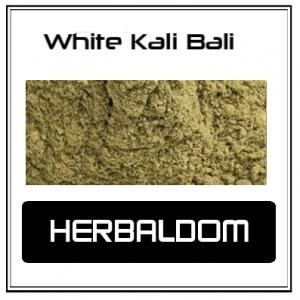 White Kali Bali