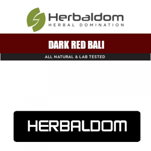 Dark Red Bali